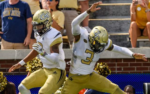Georgia Tech Football Adds Two Grad Transfers