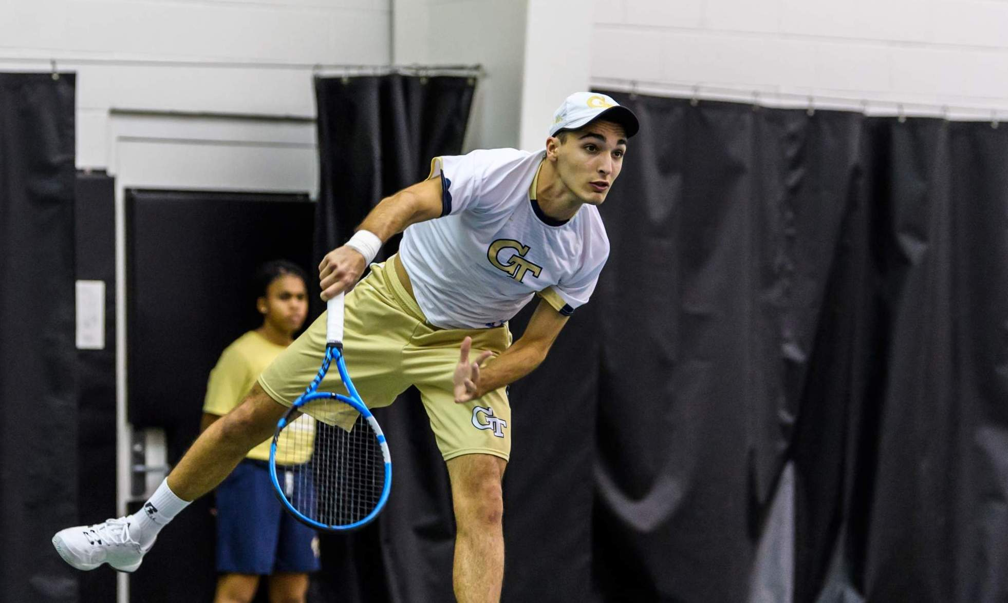 Men's Tennis Hosts MLK Tournament