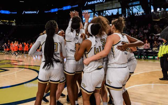 Tech Uproots Kennesaw State, 60-35