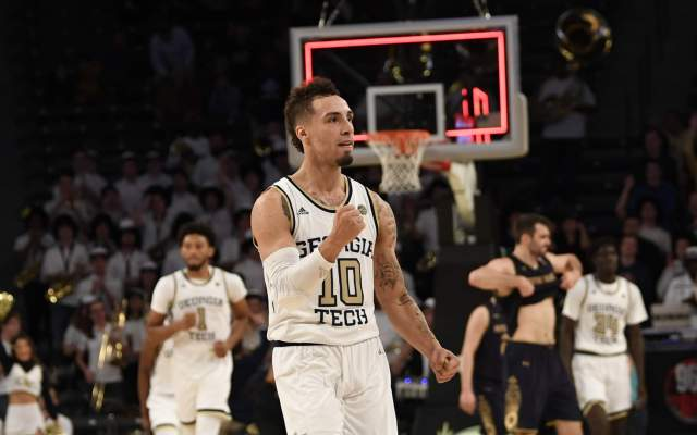 Georgia Tech Basketball Faces Pittsburgh in ACC Tournament