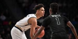 Photos: Men's Basketball vs Wake Forest