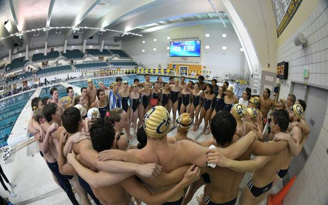Swimming & Diving Opens Season at Home