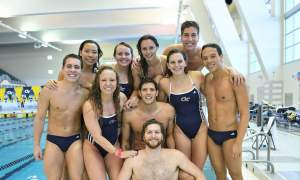 NCAA Men's Swimming Championship (Day 1)