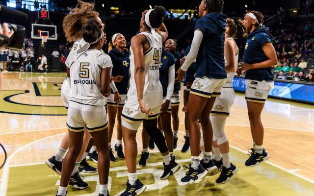 Georgia Tech's Shayla Bivins Is Finalist For Ashe Award