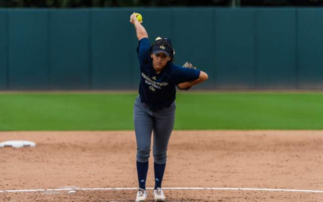 Georgia Tech Softball Falls To Fordham And No. 14 Michigan At Citrus Classic