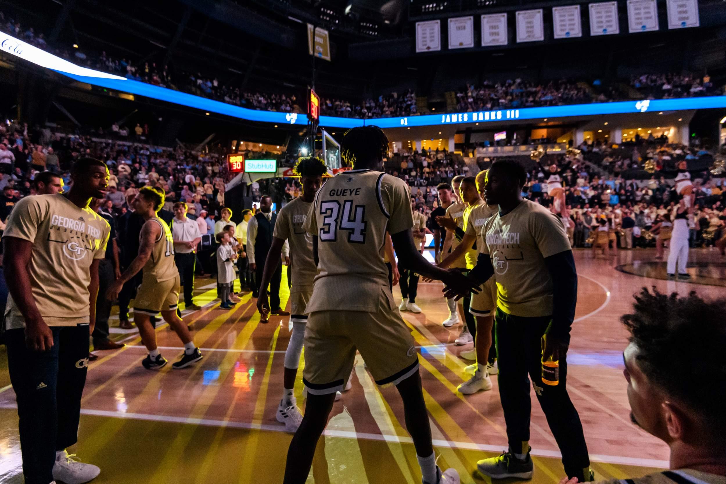 Photos: Men's Basketball vs North Carolina – Men's Basketball