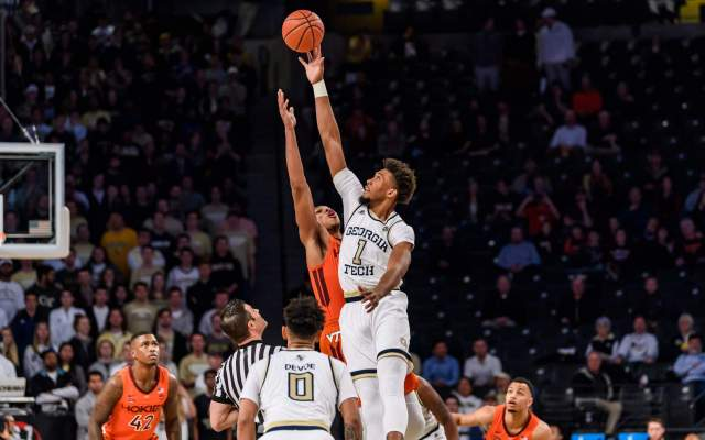 Georgia Tech Falls to Clemson, 91-80
