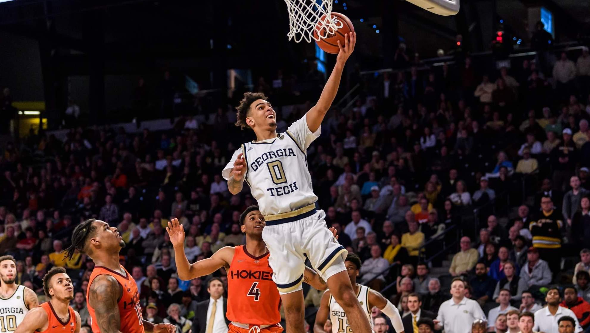 Georgia Tech Travels to Face Syracuse – Men's Basketball