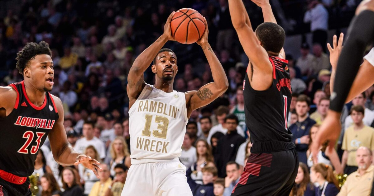 Georgia Tech Plays Host To Notre Dame Men S Basketball Georgia