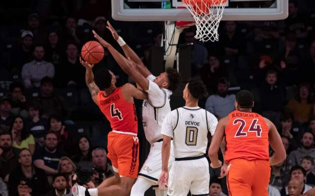 TV Picks Up Three Non-Conference Men's Basketball Games