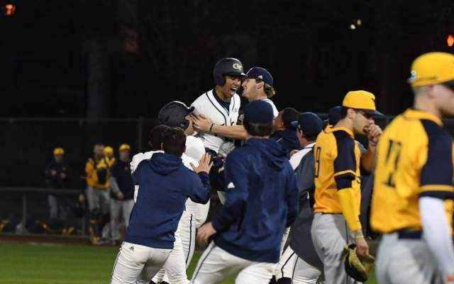Four Yellow Jackets Honored On ACC Baseball All-Conference Team