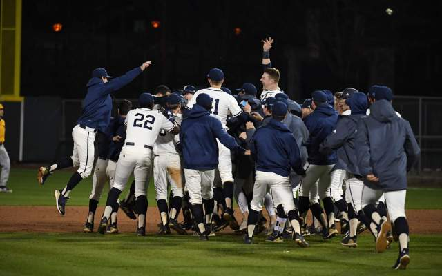 No. 17 Tech Baseball Hosts Blue Devils for Weekend ACC Series