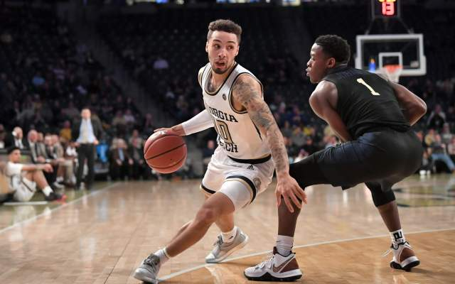 Jackets Dominate Florida A&M, 79-54