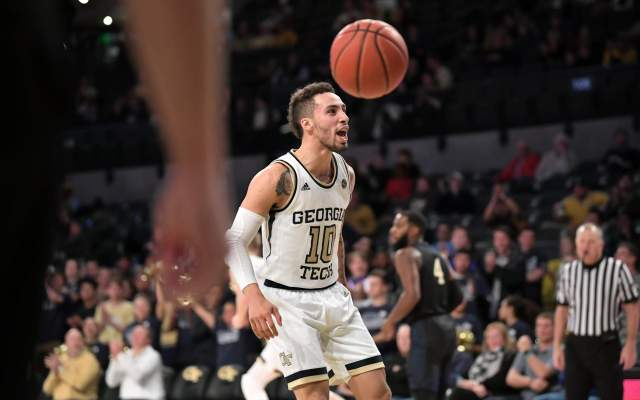 Jackets to Face Virginia Tech in ACC Tournament Opening Round