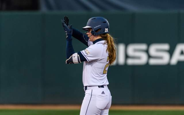 Georgia Tech Softball Sweeps Virginia