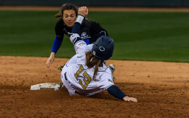 Roundtrippers Push Tech Past NC State 5-2