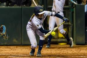 Photos: Softball vs. Georgia