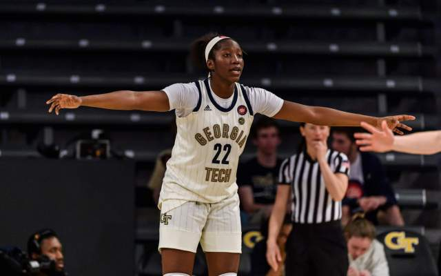 No. 24 Georgia Tech Defeats Georgia State, 62-50