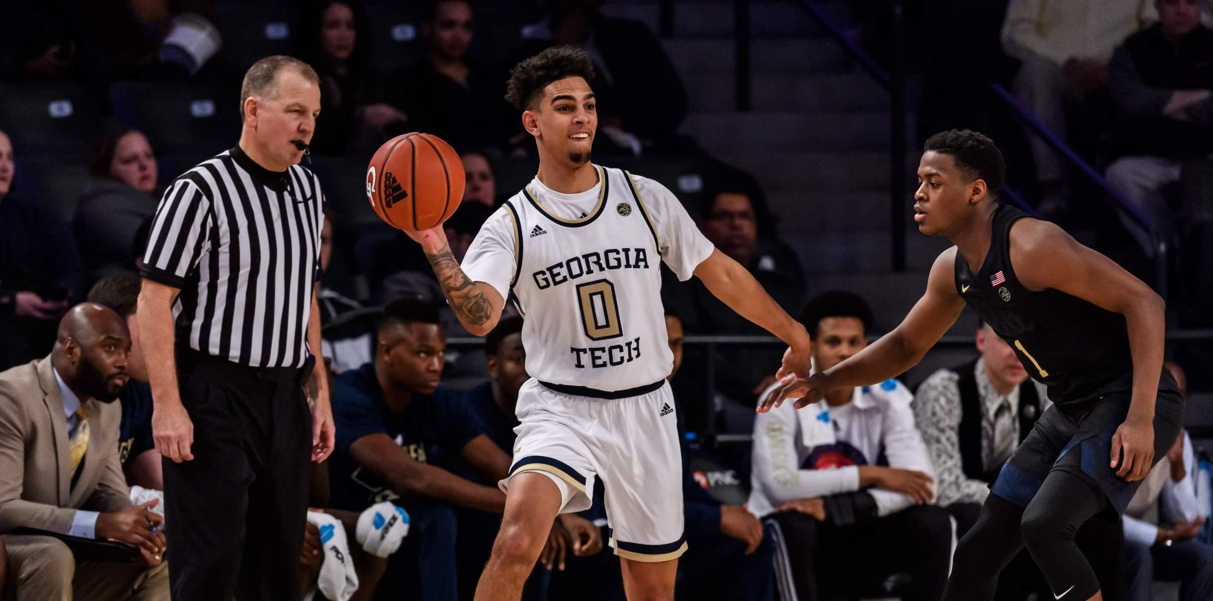 Georgia Tech Basketball Travels To Face Miami Men S Basketball