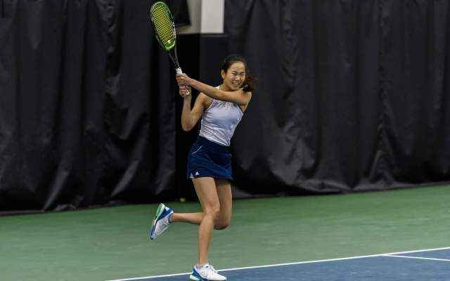 Megan Kurey Clinches Georgia Tech's 4-3 Comeback Win Over Northwestern