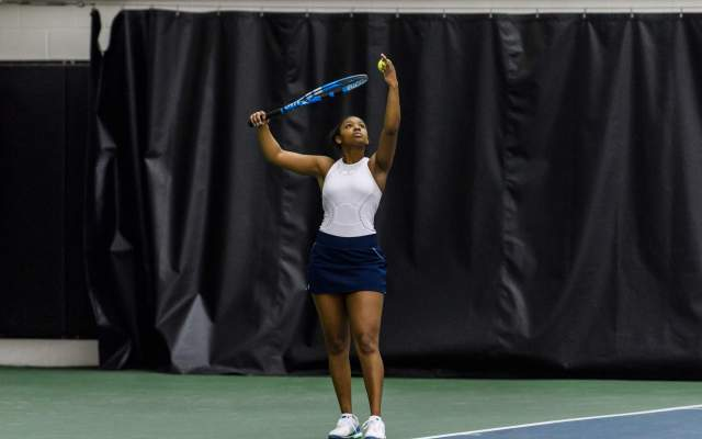 Women's Tennis Earns No. 2 Seed in ACC Championship