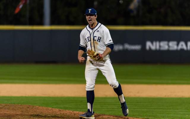 Tech Recruiting Class Earns No. 6 National Ranking by Collegiate Baseball