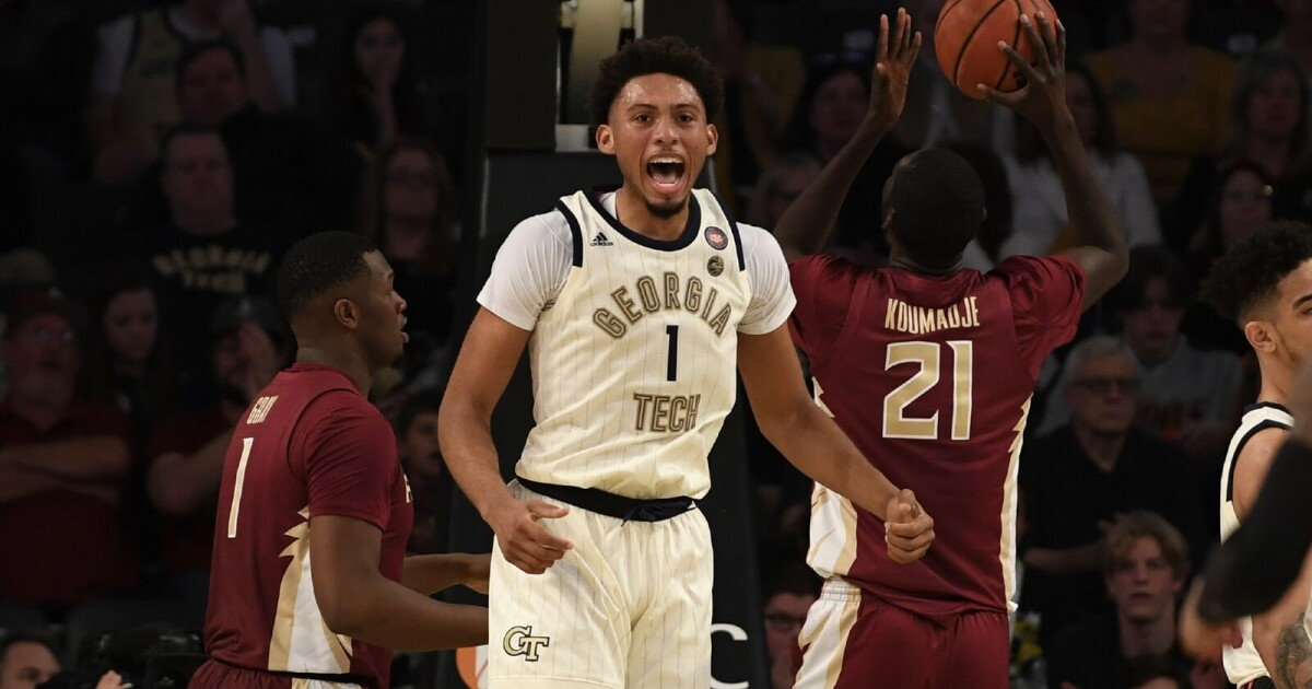 Georgia Tech Finishes Homestand With Pittsburgh Men S Basketball