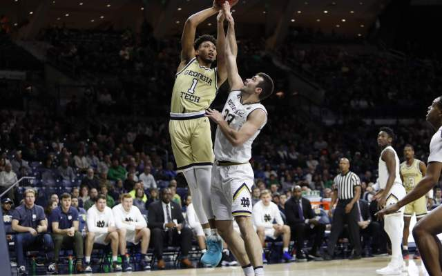 @GTMBB Opens ACC Tournament Against Clemson