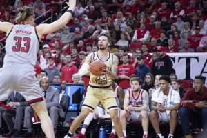Photo Gallery – Georgia Tech vs. Notre Dame – ACC Tournament