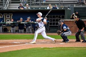 Georgia Tech vs Duke – Game 1 – 03/31/12 (Photos by Danny Karnik)
