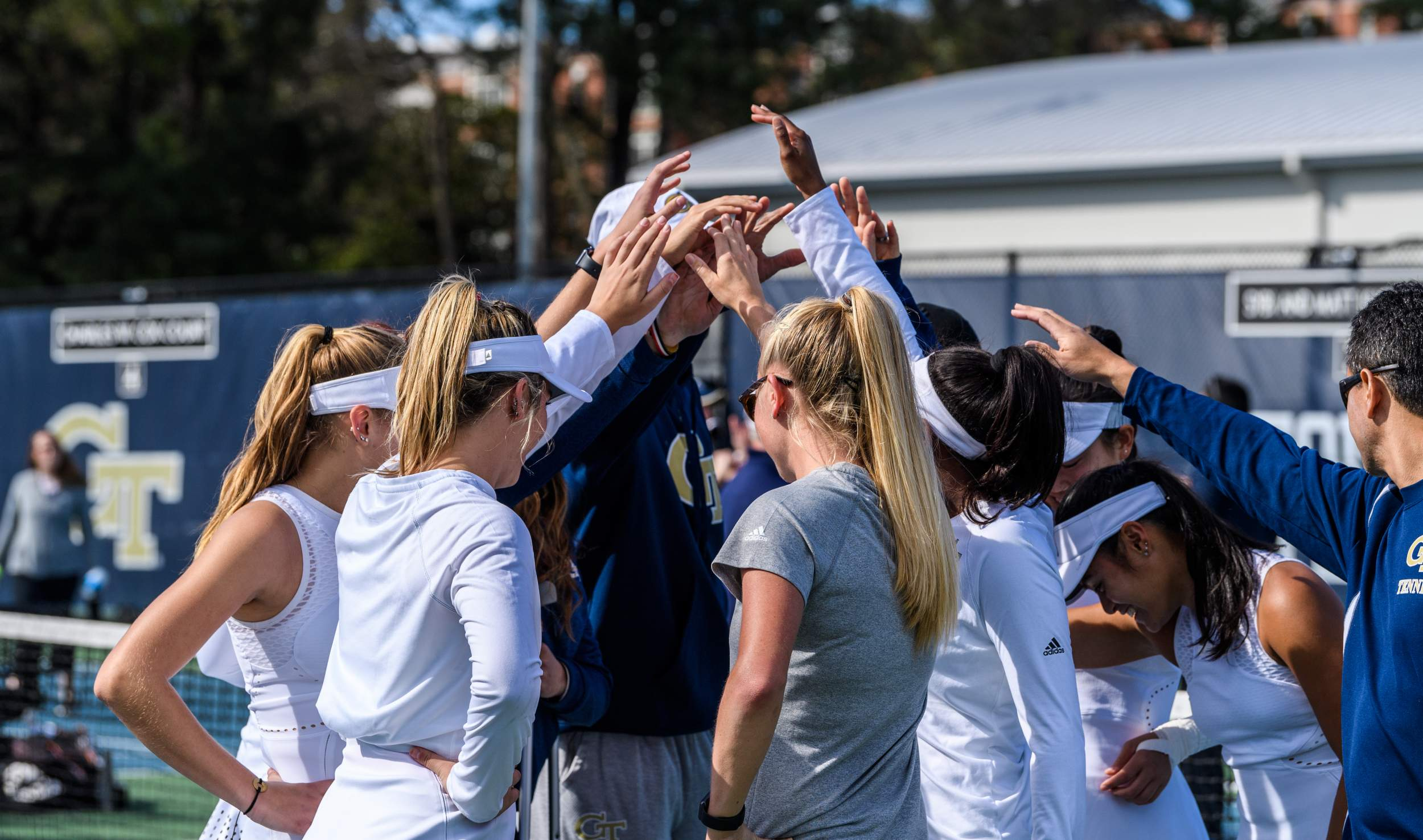 Jackets Set for ITA Southeast Regional