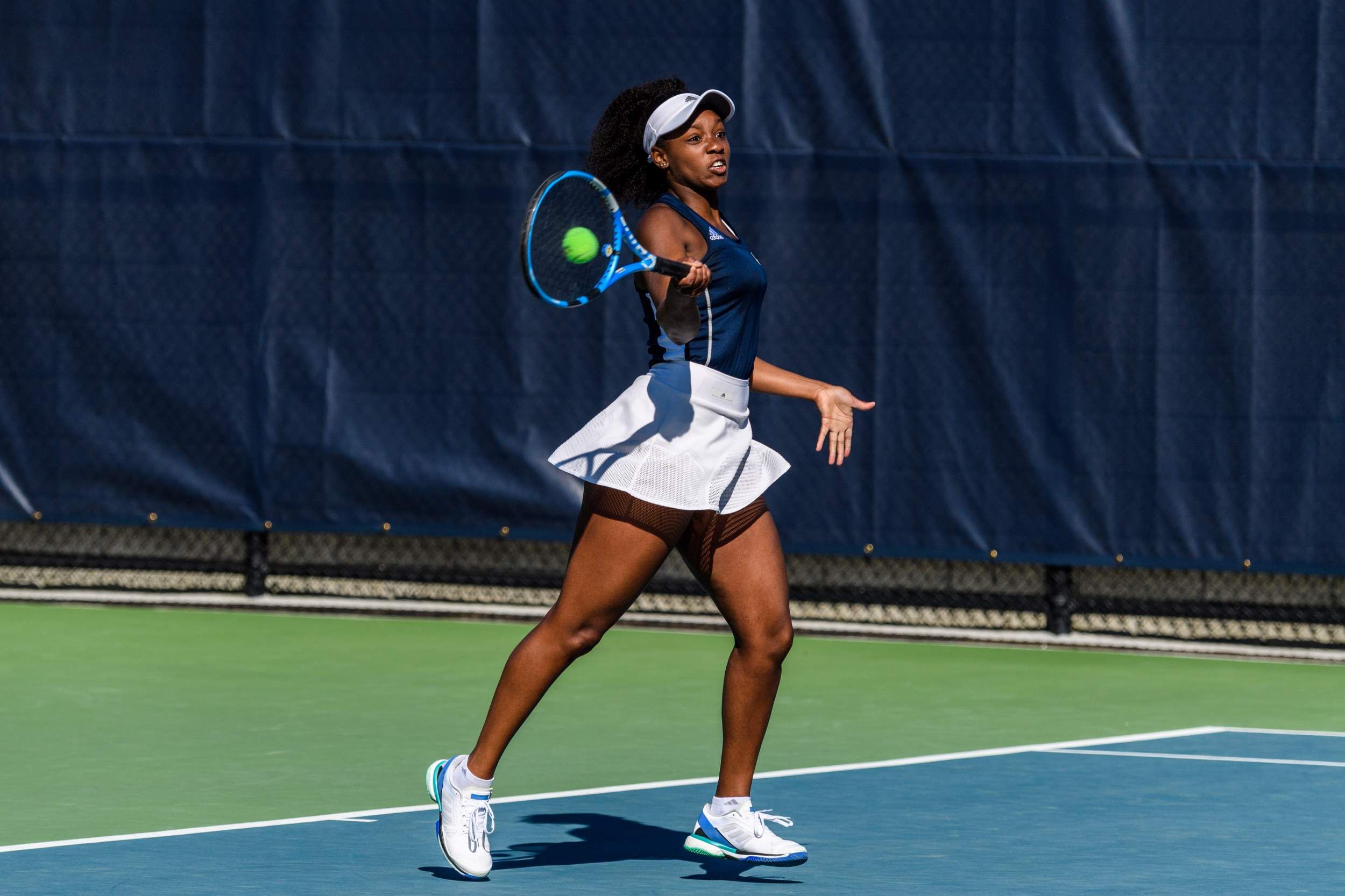 Strong Singles Action Lifts Jackets Over Eagles, 5-2