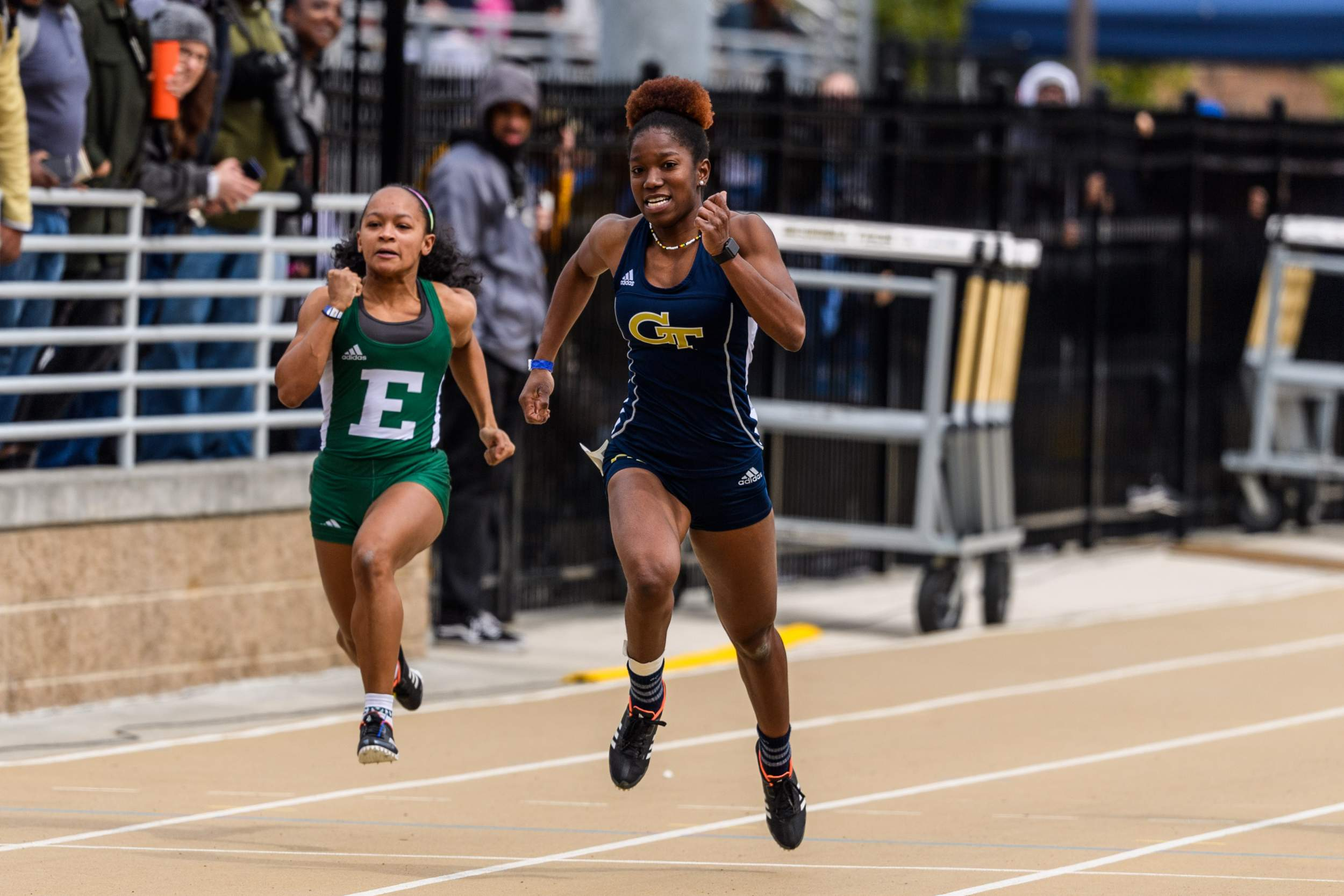 GT Women's T&F Ranks No. 25 in Preseason Poll