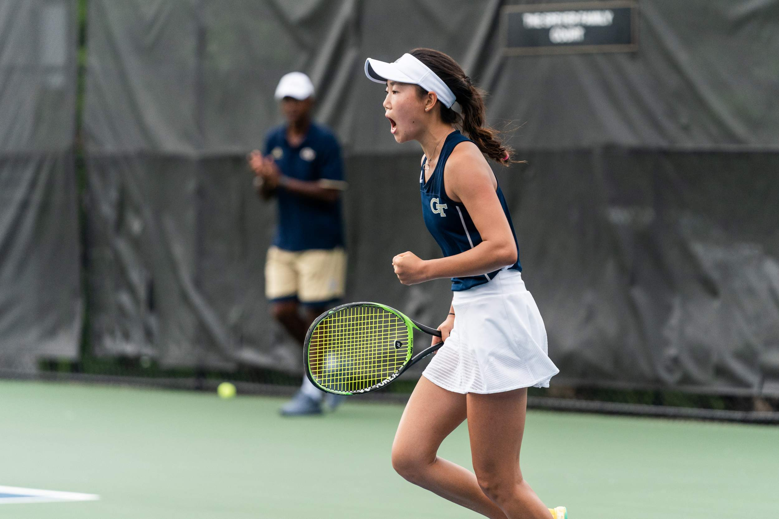 Lin, Otsuka Named ITA Women's Tennis Scholar-Athletes