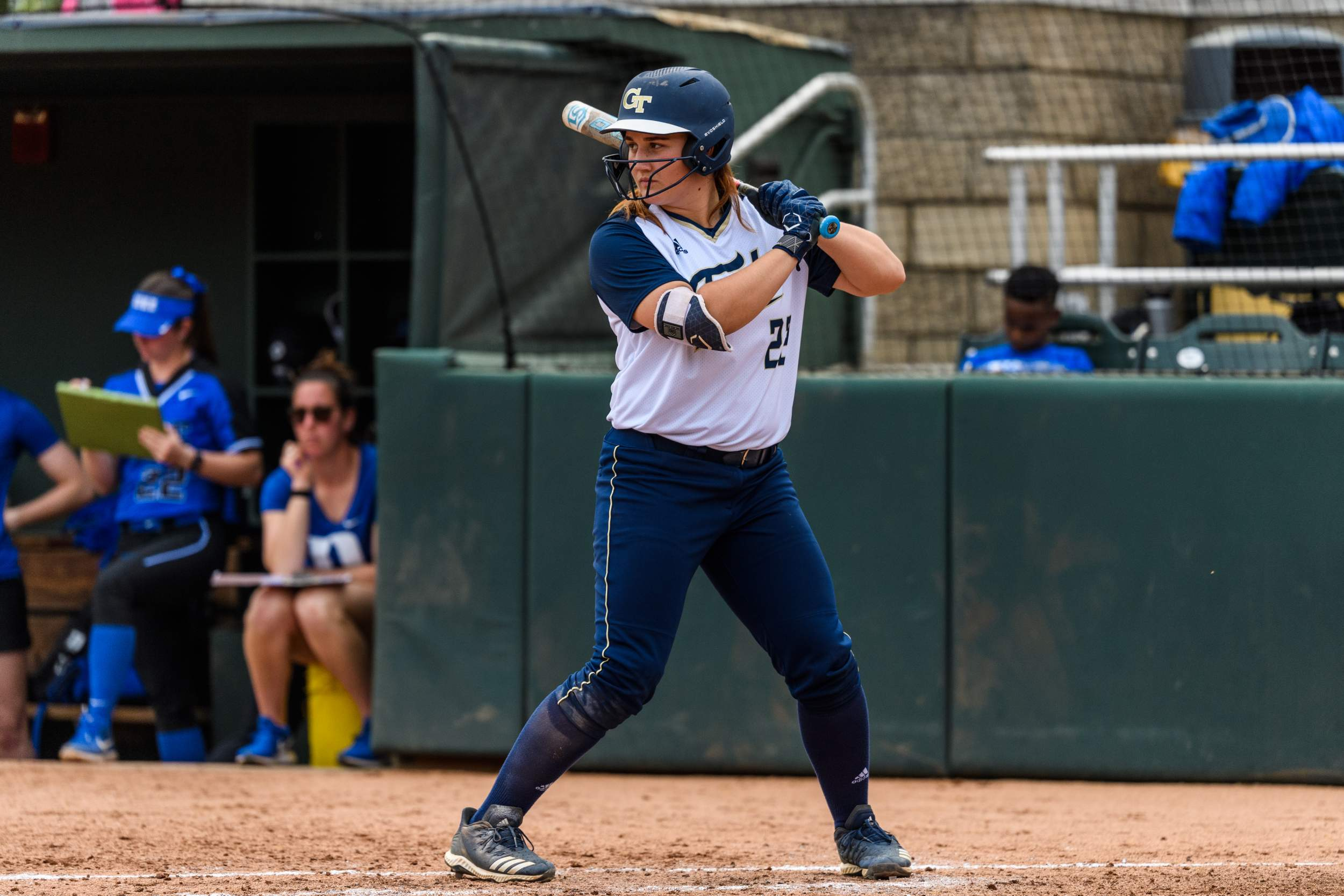 Awald Earns NFCA All-Region Honors