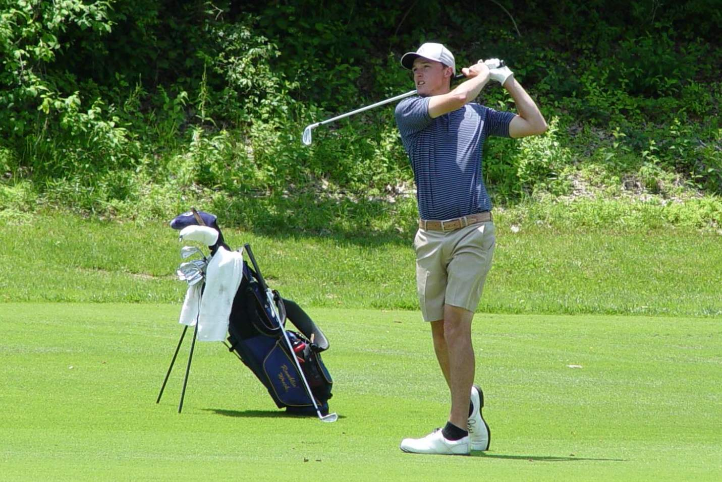 Jackets Tied for 13th at NCAA Golf Championship