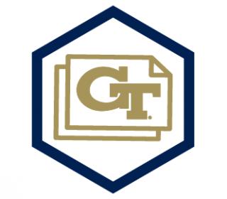 Georgia Tech Sticker