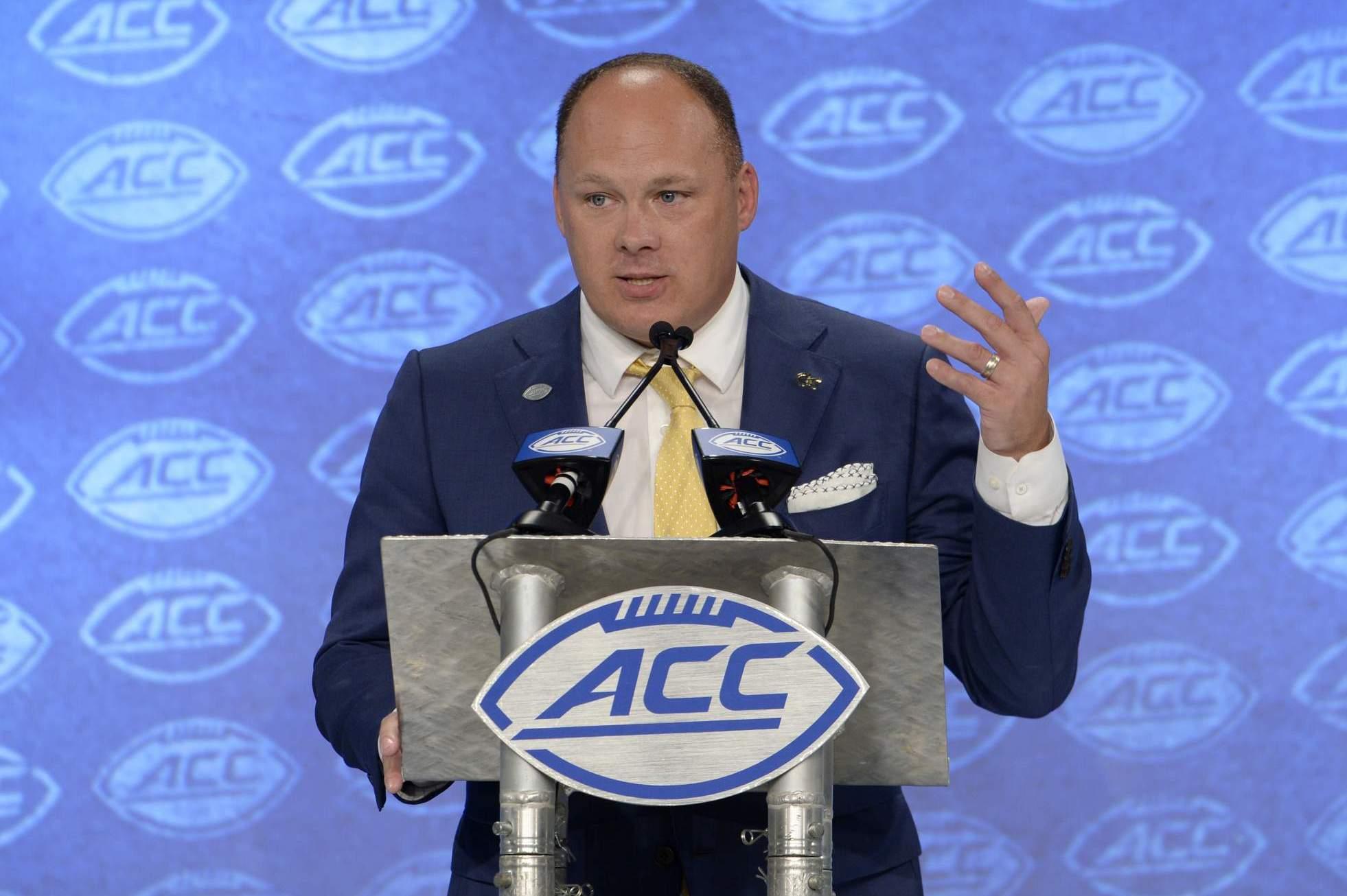 VIDEO: Georgia Tech at ACC Kickoff