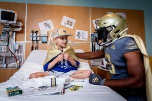 Childhood Photos — 2012 Georgia Tech Football