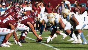 Photos: Football at Duke