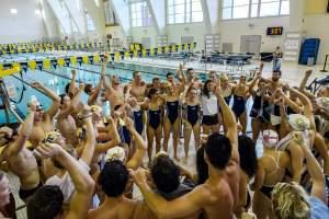 PHOTOS: Women's Swim-Dive Day 1 at Houston Invites