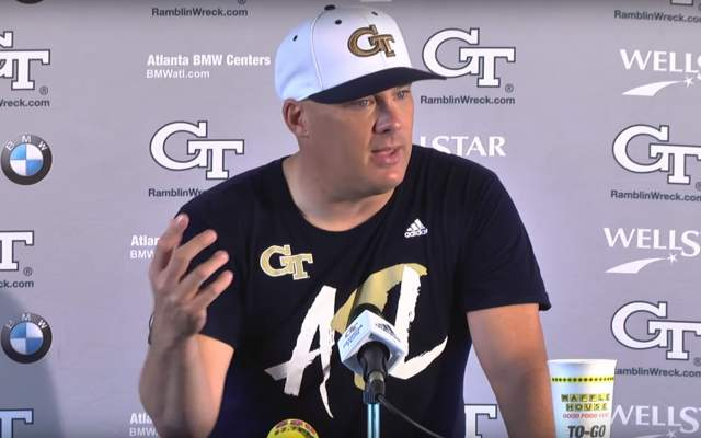 Geoff Collins Weekly Press Conference