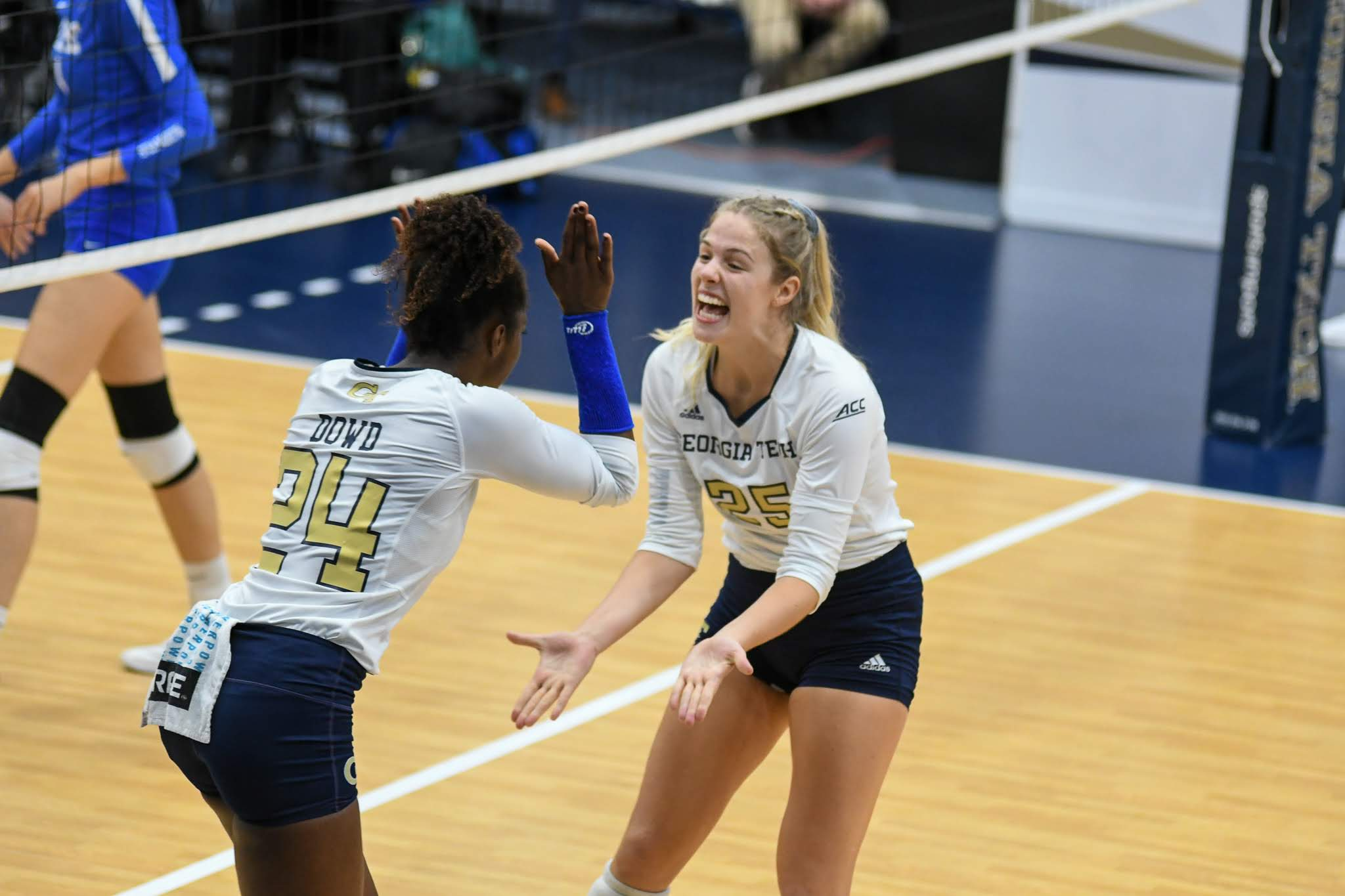 Highlights: Tech Shuts Out Duke for Fourth-Straight Sweep