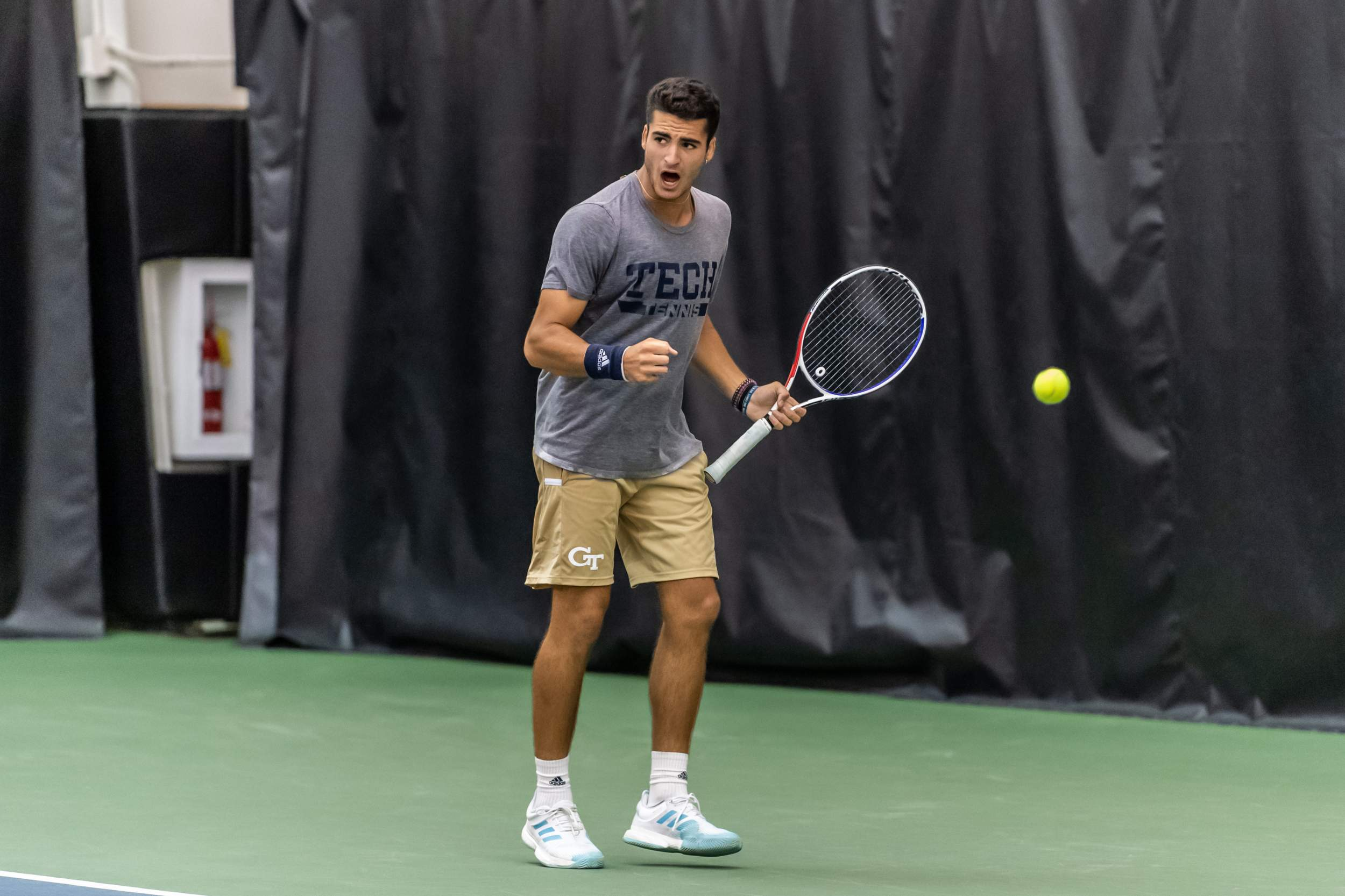 Jackets Conclude Play at ITA Regional Championships