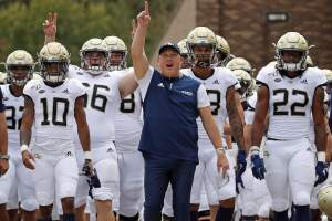 Georgia Tech Downs Clemson