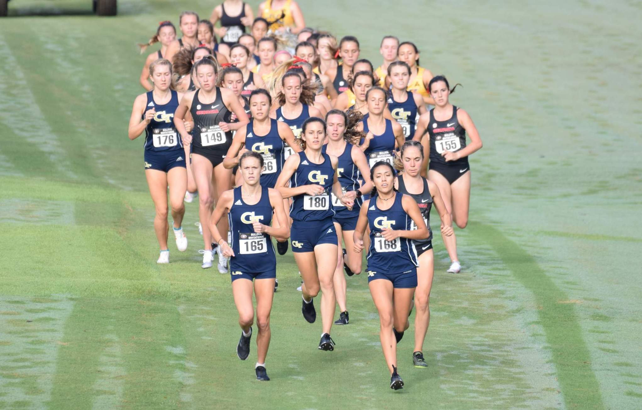 Jackets Travel to Penn State National Open