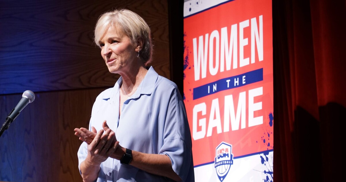 USA Basketball Women in the Game: Nell Fortner