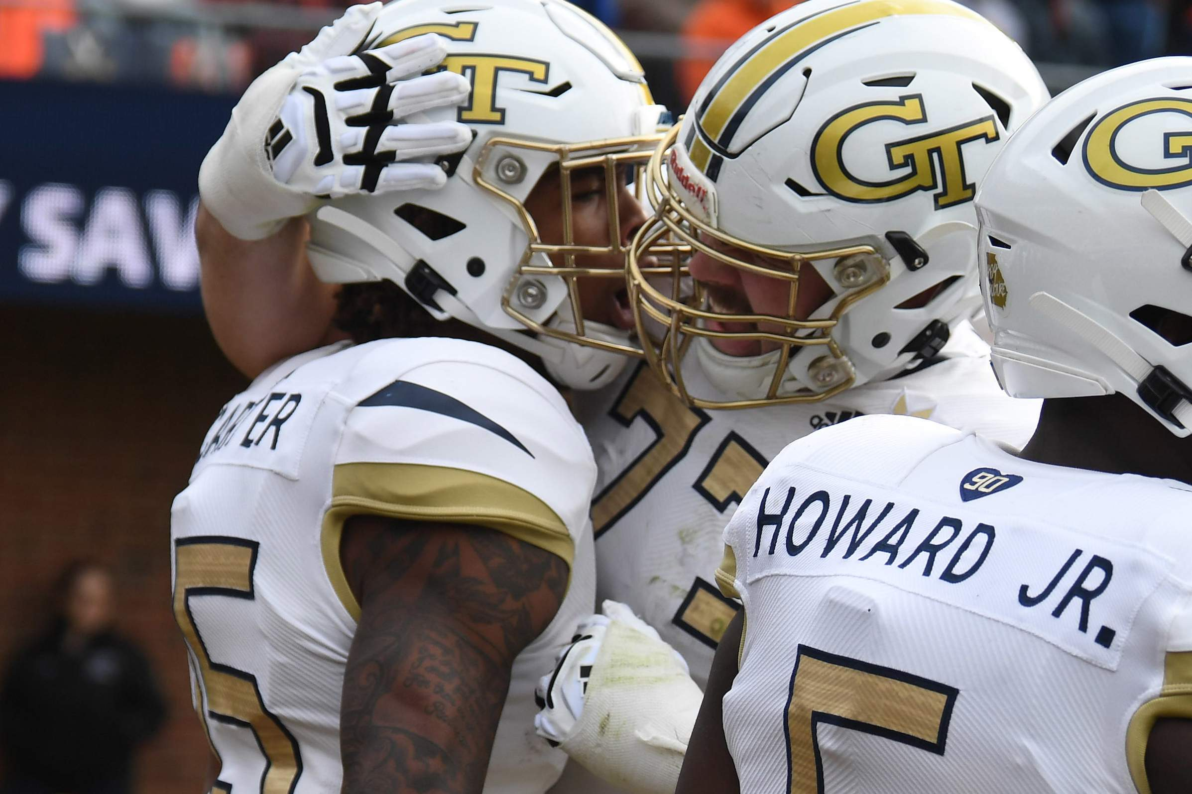 Hard-Fought Defeat for Jackets at Virginia