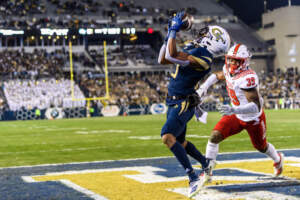 Georgia Tech Defeats Virginia, 33-21