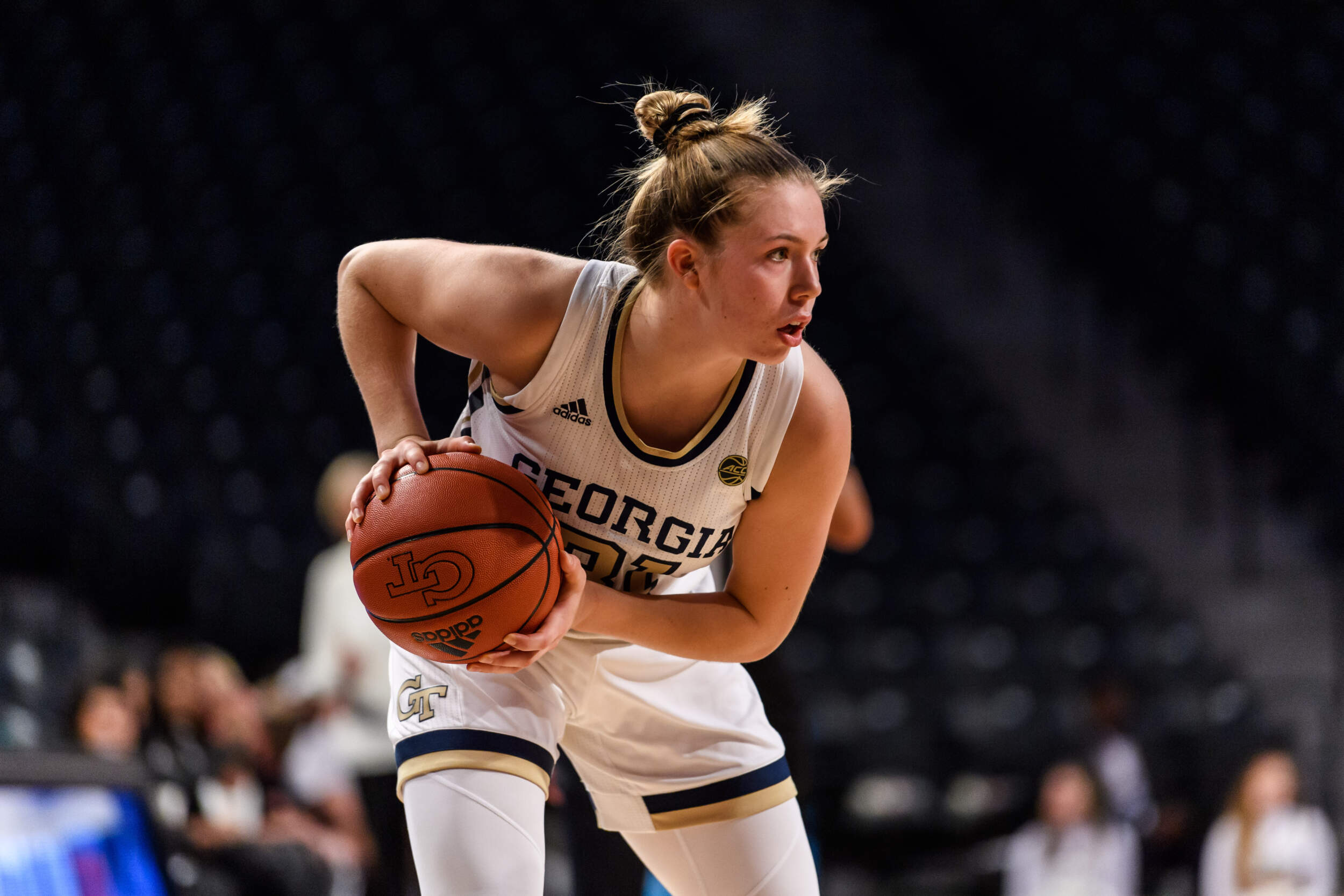 Lahtinen Leads Tech Past Kennesaw State, 63-47